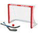 "Bauer Knee Hockey Mini Goal 30.5"" incl. Mini-Sticks and Ball"