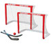 "Bauer Knee Hockey Goal 30.5"" incl. Mini-Sticks and Ball"