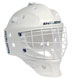Bauer NME Street White Decal Goal Mask Youth / Bambini