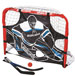 "Bauer knee hockey goal 30.5"" Stick and a ball and shooter"