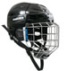 Bauer IMS 5.0 helmet combo (incl. cage) black