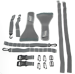 Warrior Ritual G3 Replacement cinghia elastica kit