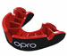 OPRO Self-fiitiing Mouthguard Adult Gen4 -Silver- black-red