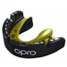 OPRO Toothprotector Gold 4.0 for Senior with braces -black-