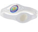 Power Balance Wristband Silicon clear/white