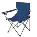 Folding chair with drink holder & bag
