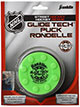 Franklin NHL Glide Tech Pro puck for road and ice green