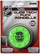 Franklin NHL Glide Tech Pro-puck för väg och isgrön