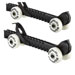 Rollerguard Top runners with wheels black