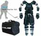 True hockey set for little children