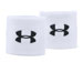 Under Armor Perfomance sweatbands (7.5 cm) 2 pieces white