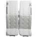Warrior Ritual G4 Goalie Leg Pad Youth white
