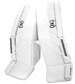 Warrior Ritual G5 Icehockey Goalie leg pad Senior