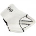 Warrior Ritual G5 Plus Goalie Icehockey Catcher Senior White