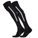 Warrior Core Skate Socke Junior lang schwarz
