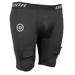Warrior Compression Short avec coupe