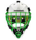 Warrior Ritual F1 Bambini Goalie Mask Neon/Green/White