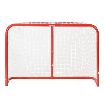 "Base Metall Goal 32"" incl. All + 2 Ministicks and a Softball"