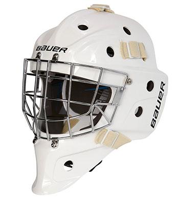 Bauer 930 Bambini ice hockey goalie mask white