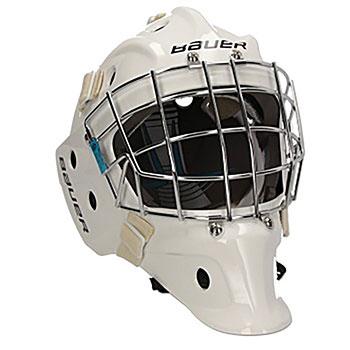Bauer 930 Senior ice hockey goalie mask white