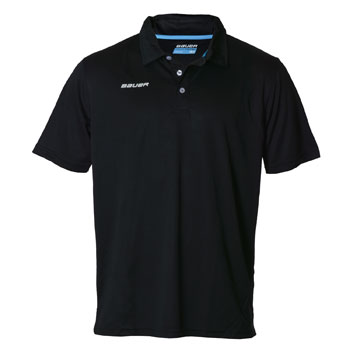 Bauer Core Team Hockey Polo Senior black