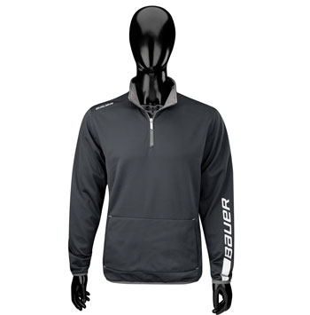 Bauer EU Team Jogging Zip Shirt Junior