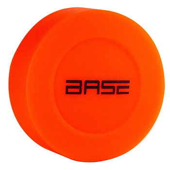 Bauer Floor / Streethockey Puck (soft and light) orange