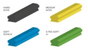 Bauer gambali MYFLEX 2.0 Replacement Bars single