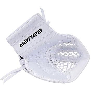 Bauer GSX Catcher Junior white