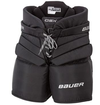 Bauer GSX Goalie Pant Senior Black