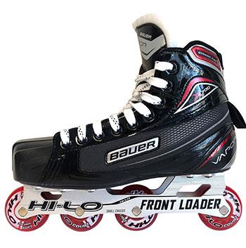 Bauer Hockey Goalie Portiere in linea Skate X700