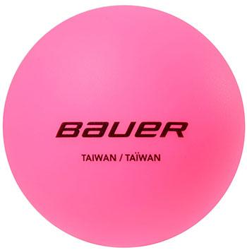 BAUER Hydrog balón - Liquid filled rosado - kalt