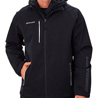 Bauer Lightweight Supreme Jacket Senior black
