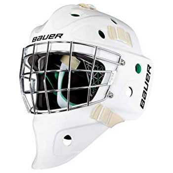 Bauer NME 4 Goalie Mask Youth white