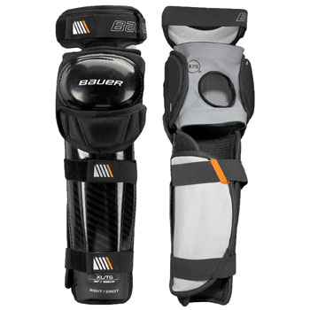 Bauer Official's Referees Shin Guard