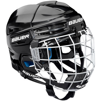 Bauer Prodigy Youth Cascos Combo incl. Cage (48-53.5 cm)