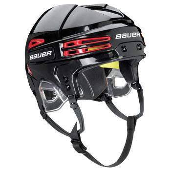 Bauer RE-AKT 75 Hockey Cascos negro