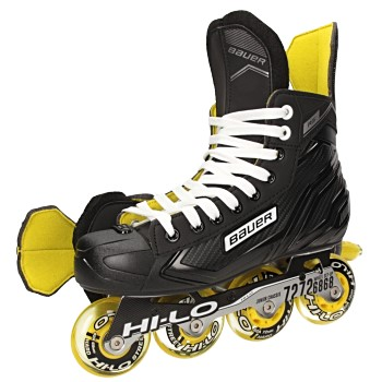 Bauer RS Inline Hockey Skates Junior R