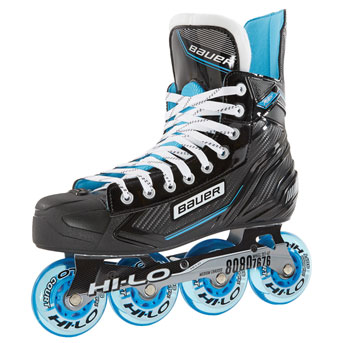Bauer RSX Roller Hockey Patines Senior R