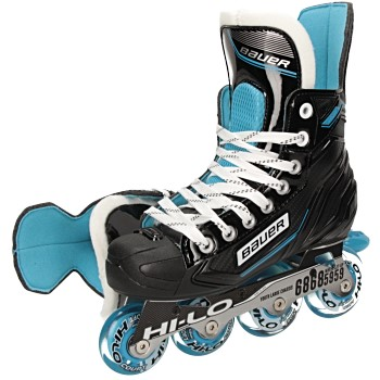 Bauer RSX Roller Hockey Pattini Junior R