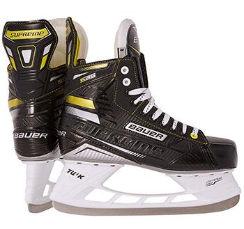 Bauer S35 Supreme Hokej na lodzie lyzwy Junior
