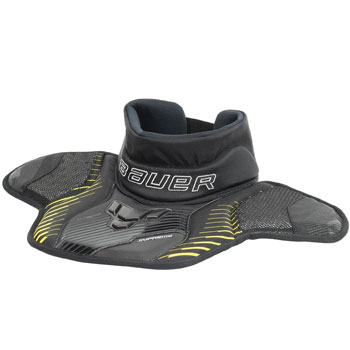 Bauer Supreme -18 Goalie Neck Guard Senior