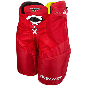 Bauer Supreme S27 Pant Junior red