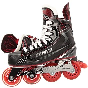 Bauer Vapor X2.7 Roller Hockey Skate Junior