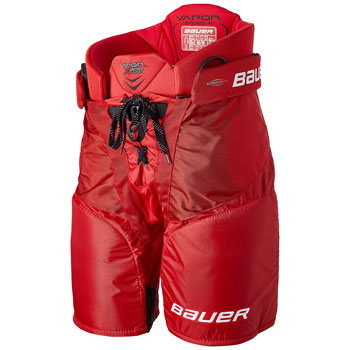 Bauer Vapor X800 Lite Hockey Pant Senior red
