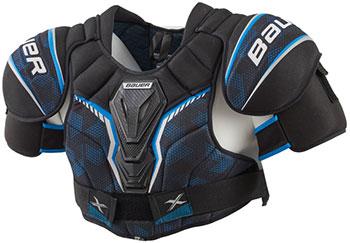 Bauer X Shoulder Pads Senior