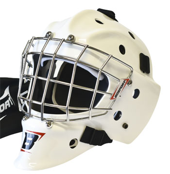 Bosport BM-Classic Goalie mask Senior white