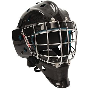 Bosport BM-PRO Carbon masques de gardien de but noir