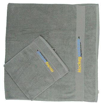Bundel Handtuch Gross und Medium Ultra Soft Hockeyzentrale