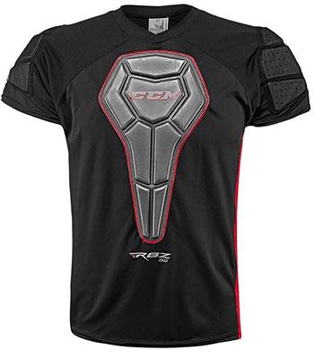 Camisa acolchada CCM RBZ 150 Senior